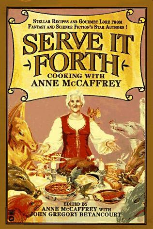 book cover of Serve It Forth