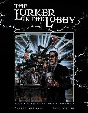 book cover of The Lurker in the Lobby