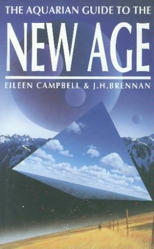 book cover of The Aquarian Guide to the New Age