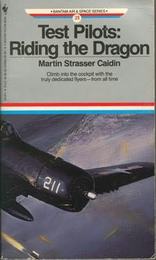 book cover of Test Pilots