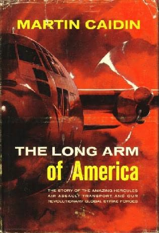 book cover of The Long Arm of America