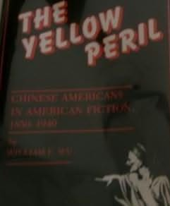 book cover of The Yellow Peril