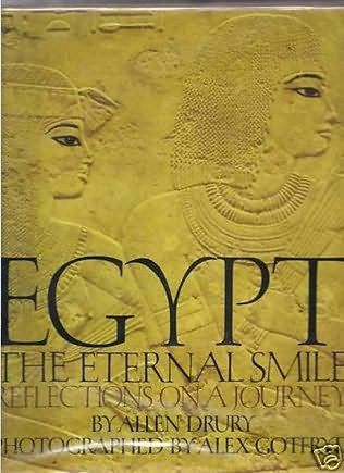 book cover of Egypt: The Eternal Smile
