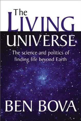 book cover of The Living Universe
