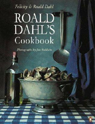 book cover of Roald Dahl\'s Cookbook