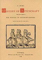 book cover of A Brief History of Witchcraft