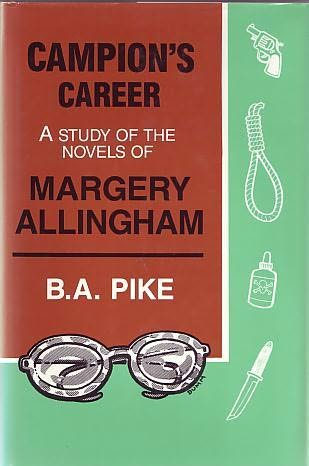 book cover of Campion\'s Career