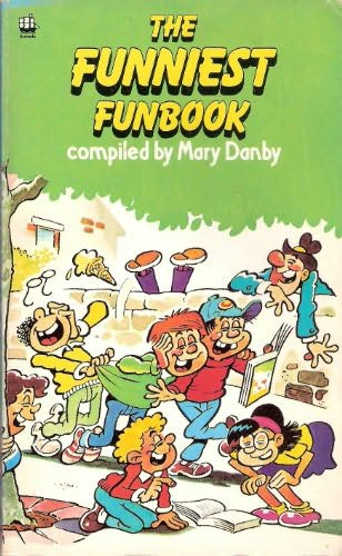 book cover of The Funniest Funbook