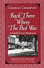 book cover of Back There Where the Past Was