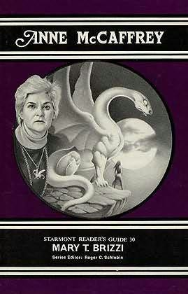 book cover of Anne McCaffrey