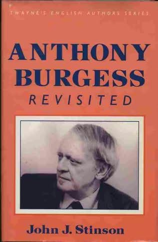book cover of Anthony Burgess Revisited