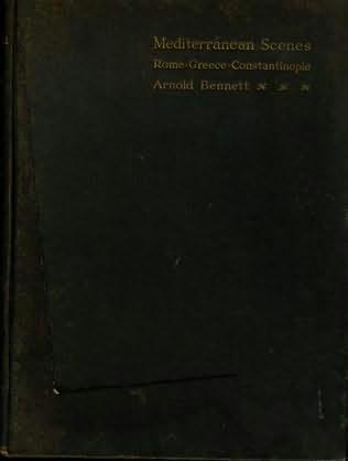 book cover of Mediterranean Scenes