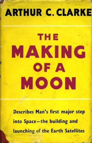 book cover of The Making of a Moon