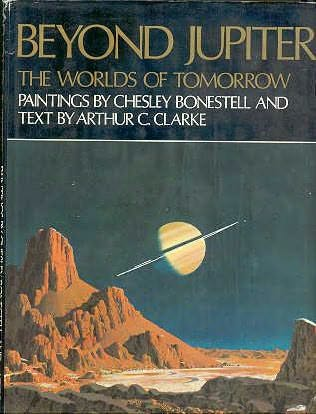 book cover of Beyond Jupiter
