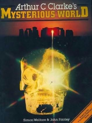 book cover of Arthur C. Clarke\'s Mysterious World