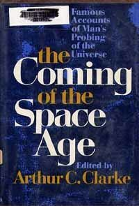book cover of The Coming of the Space Age