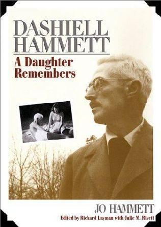 book cover of Dashiell Hammett: A Daughter Remembers