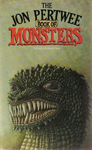 book cover of Jon Pertwee Book of Monsters