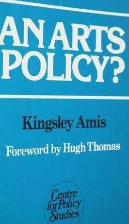 book cover of An Arts Policy?