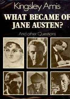 book cover of What Became of Jane Austen?