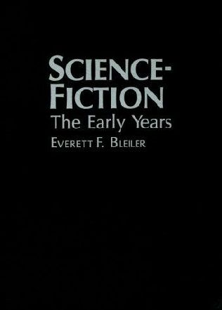 book cover of Science-Fiction, the Early Years