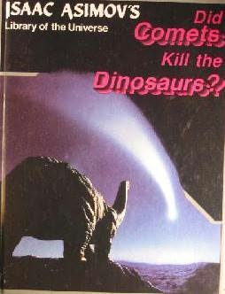 book cover of Did Comets Kill the Dinosaurs?