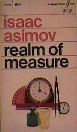 book cover of Realm of Measure