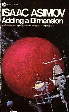 book cover of Adding a Dimension