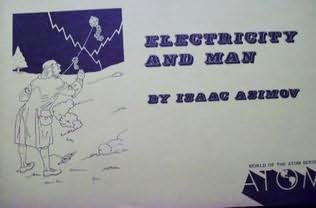 book cover of Electricity and Man