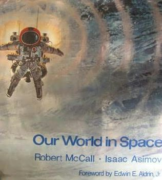book cover of Our World In Space