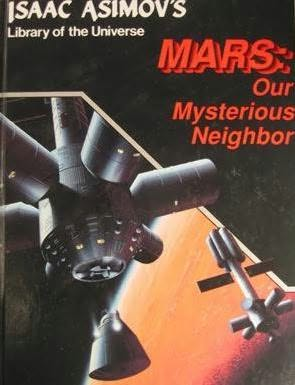 book cover of Mars: Our Mysterious Neighbor