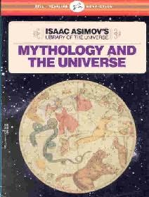 book cover of Mythology and the Universe