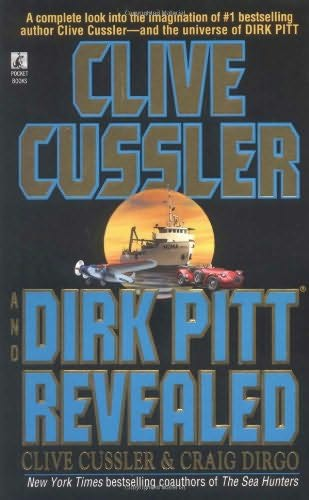book cover of Dirk Pitt Revealed