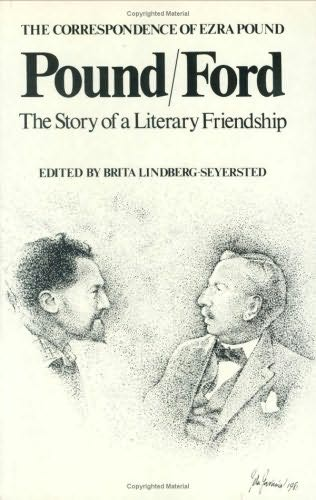 book cover of Pound/Ford