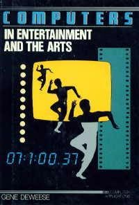 book cover of Computers in Entertainment and the Arts