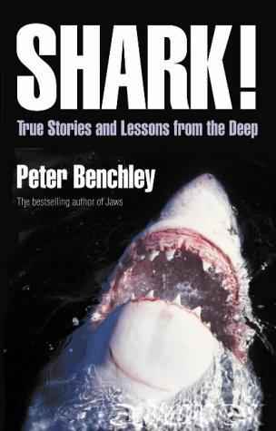 book cover of Shark!