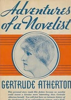 book cover of Adventures of a Novelist