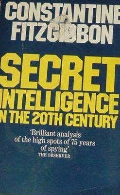 book cover of Secret Intelligence in the Twentieth Century