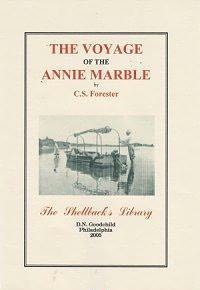 book cover of The Voyage of the \'Annie Marble\'