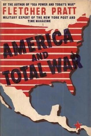 book cover of America and Total War