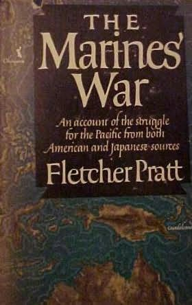 book cover of The Marines\' War