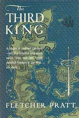 book cover of The Third King