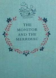 book cover of Monitor and the Merrimac