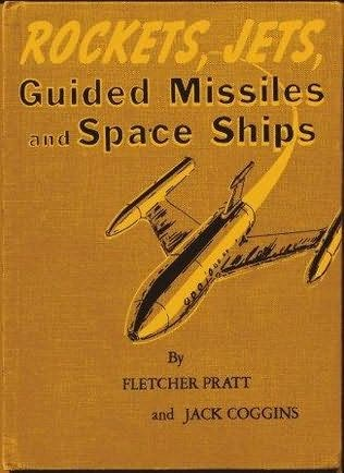 book cover of Rockets, Jets, Guided Missiles, and Space Ships