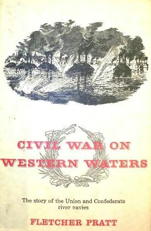 book cover of Civil War on Western Waters
