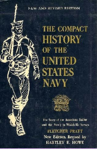 book cover of The Compact History of the United States Navy