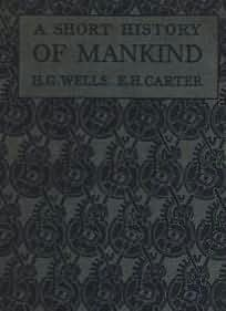 book cover of A Short History Of Mankind