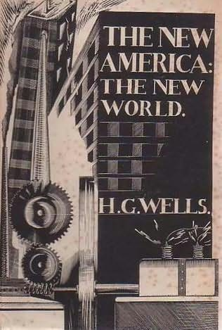 book cover of The New America
