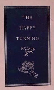 book cover of The Happy Turning