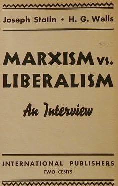 book cover of Marxism Vs Liberalism